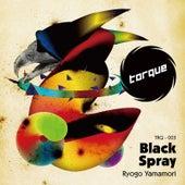 Black Spray by Ryogo Yamamori