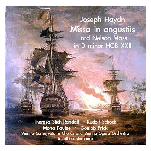 Haydn: Missa in angustiis by Teresa Stich-Randall