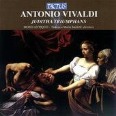 Vivaldi: Juditha triumphans devicta Holofernes barbarie by Barbara di Castri
