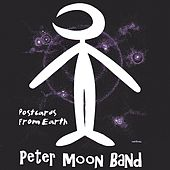 Postcards From Earth by Peter Moon Band