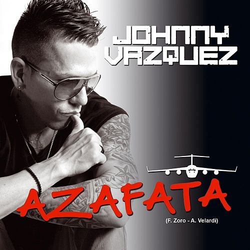 Azafata by Johnny Vazquez