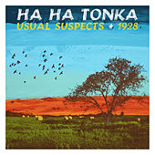 Usual Suspects b/w 1928 by Ha Ha Tonka
