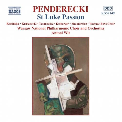 St. Luke Passion by Krzysztof Penderecki