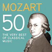 Mozart 50, The Very Best Of Classical Music von Various Artists