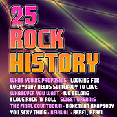 25 Rock History by Various Artists