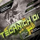 Technich 01 (Hardtechno - Schranz) by Various Artists