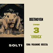 Beethoven Symphony No 3 by Vienna Philharmonic Orchestra