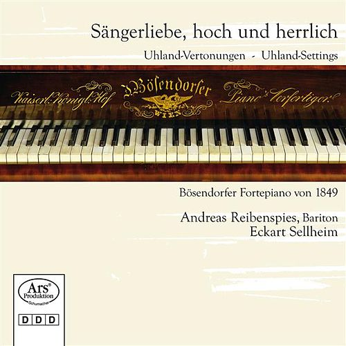 Sangerliebe, hoch und herrlich by Andreas Reibenspies