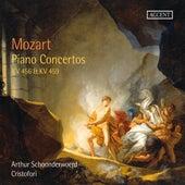 Mozart: Piano Concertos Nos. 18 & 19 by Arthur Schoonderwoerd