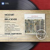 Mozart: Requiem; Bruckner: Te Deum by Various Artists