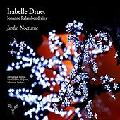 Jardin nocturne by Isabelle Druet and Johanne Ralambondrainy