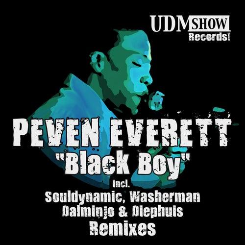 Black Boy (Remixes) by Peven Everett