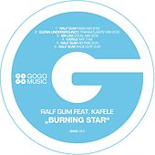 Burning Star by Ralf Gum