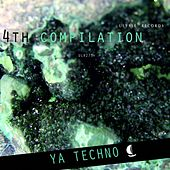 Ya Techno Vol. 4 - EP by Various Artists