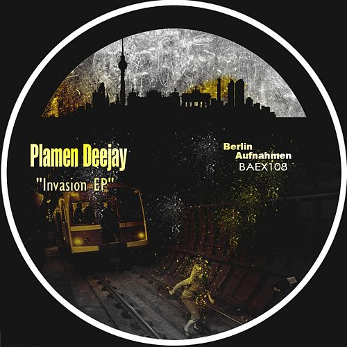 Invasion - Single by Plamen Deejay