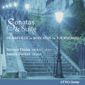 Breville: Sonatas and Suites by Steven Dann
