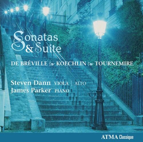 Breville: Sonatas and Suites by Steven Dann