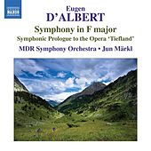 D'Albert: Symphony in F major by Leipzig MDR Symphony Orchestra