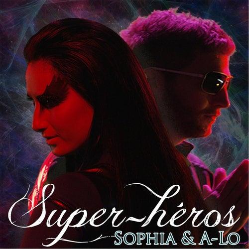 Super-Héros by Sophia