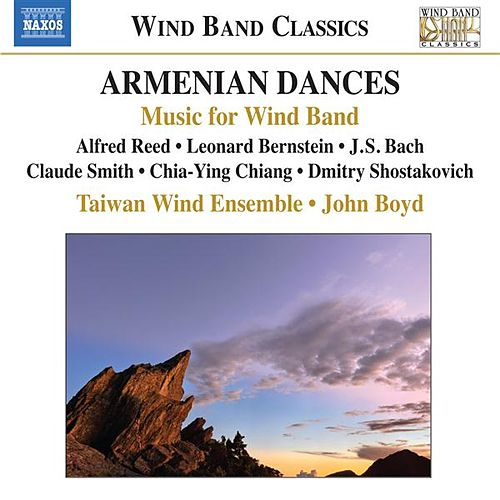 Armenian Dances by Taiwan Wind Ensemble