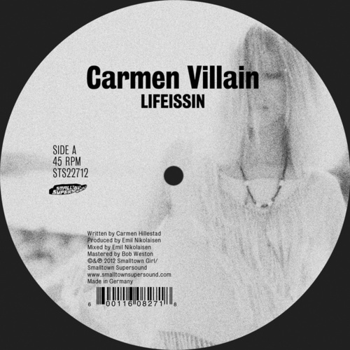 Lifeissin by Carmen Villain