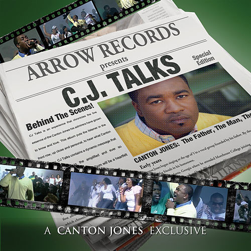 CJ Talks by Canton Jones