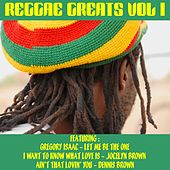 Reggae Greats, Vol. 1 by Various Artists