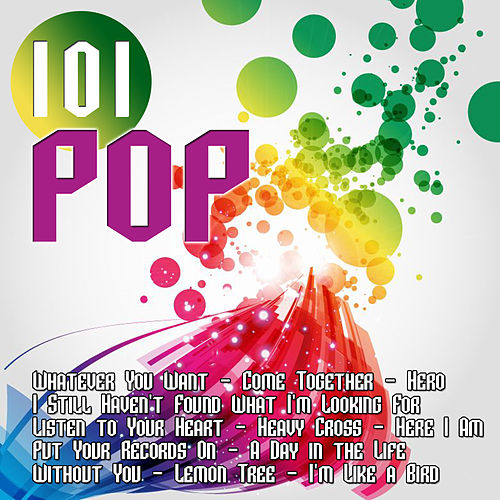 101 Pop by Various Artists