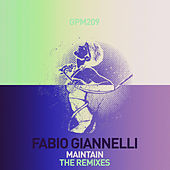 Maintain (The Remixes) by Fabio Giannelli
