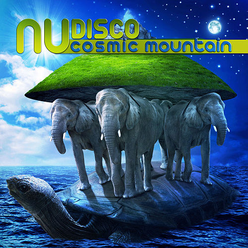 Nudisco Cosmic Mountain by Various Artists