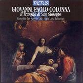 Colonna: Il Transito di San Gioseppe by Elena Biscuola