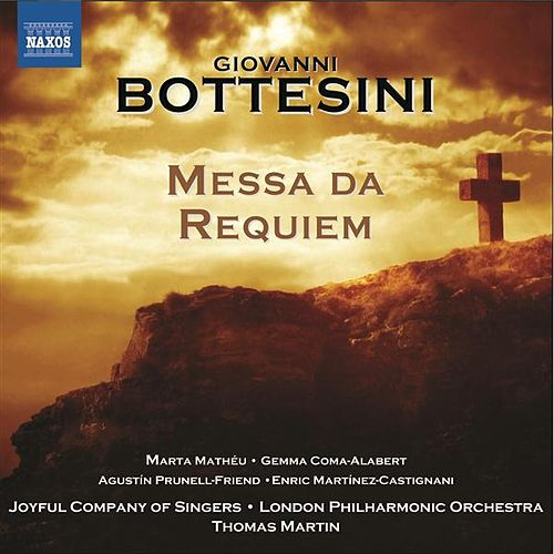 Bottesini: Messa da Requiem by Marta Matheu