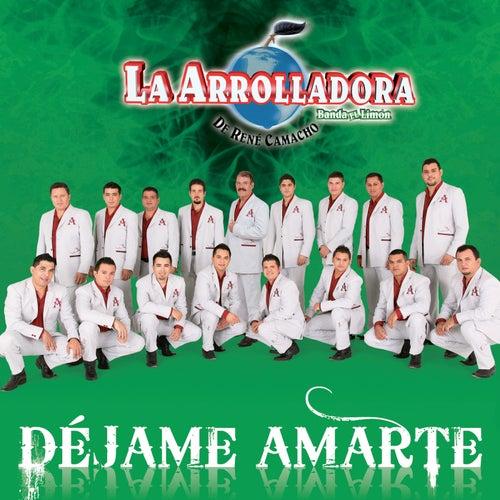 Déjame Amarte by La Arrolladora Banda El Limon