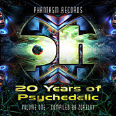 20 Years Of Psychedelic - Volume 1 - Compiled by Zorflux von Various Artists