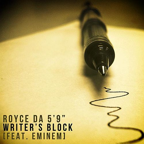 Writer's Block [Radio Edit] (feat. Eminem) by Royce Da 5'9