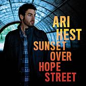 Sunset over Hope Street by Ari Hest