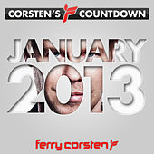 Ferry Corsten presents Corsten's Countdown January 2013 by Various Artists