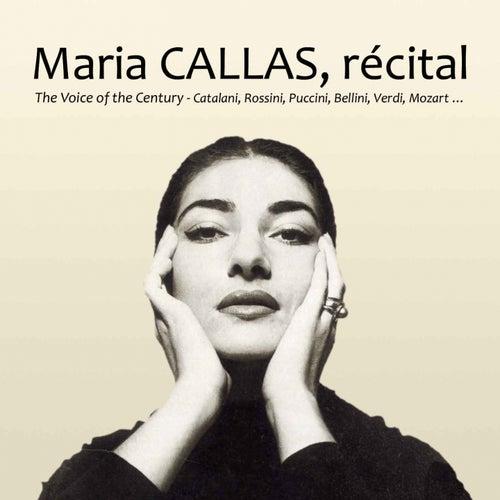 La voix du siècle by Maria Callas