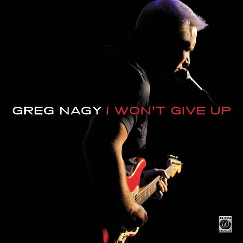 I Won't Give Up by Greg Nagy