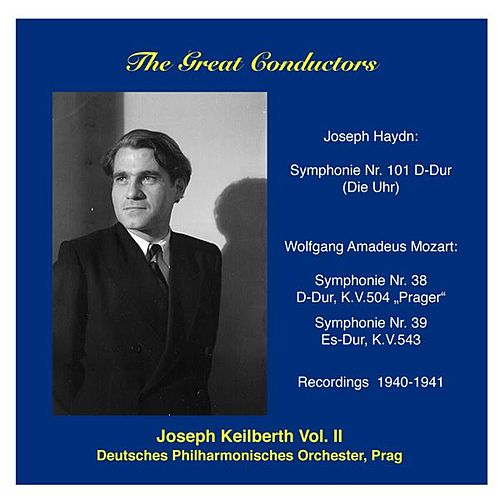 The Great Conductors: Joseph Keilberth, Vol. 2 by Prague German Philharmonic Orchestra