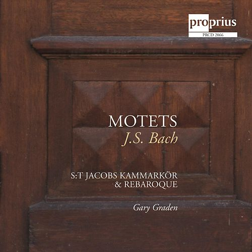 Bach: Motets by St. Jacob's Chamber Choir