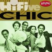 Rhino Hi-five: Chic by Chic