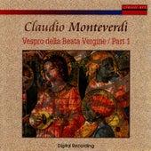 Claudio Monteverdi: Vespro D. Beata Vergine - Part 1 by Coro Della RTSI / Ensemble Chiaroscuro