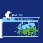LivePhish 07/06/98 by Phish