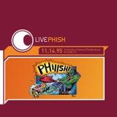 LivePhish 11/14/95 by Phish