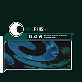 LivePhish 12/31/91 Worcester Memorial Auditorium, Worcester MA by Phish