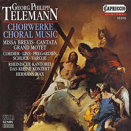 Telemann: Choral Music by Various Artists
