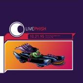 LivePhish 10/21/95 by Phish