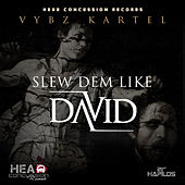 Slew Dem Like David - Single by VYBZ Kartel