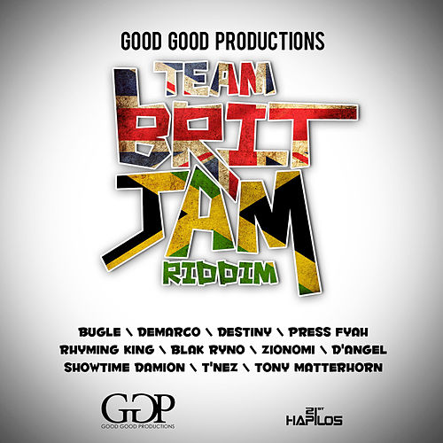 Team Brit Jam Riddim by Various Artists